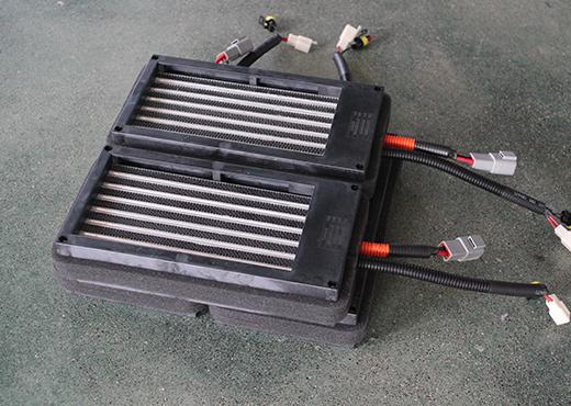 2.5kw-330v高速汽车ptc加热器