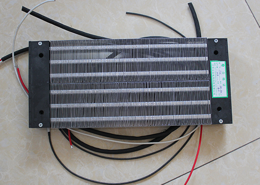 4kw-550v高速汽车ptc加热器